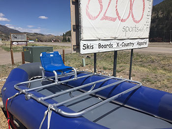 Rocky Mountain Rafts Sale 8200 Mountain Sports Rafts Frames